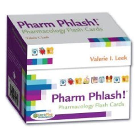 pharm phlash pharmacology flash cards books pharm phlash pharmacology flash cards
