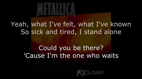 the unforgiven lyrics metallica the unforgiven ii lyrics hd