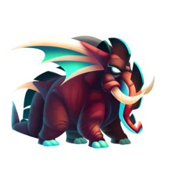 elephant dragon information in dragon city