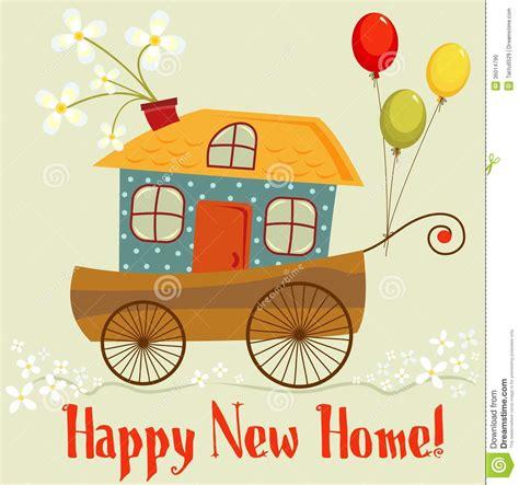 happy  home stock vector illustration  birthday