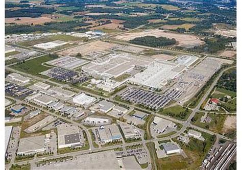 toyota plant in canada is j.d. power and associates