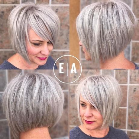 trendy short haircuts for 2018
