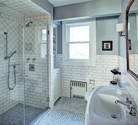 Classic Bathroom Designs by Classic White Master Bath Traditional Bathroom