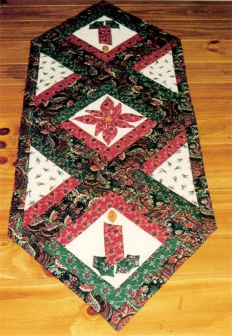 quilt pattern for table runner 18 best images about quilts table runners on pinterest