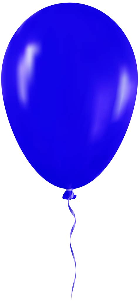 blue balloon png clip art  web clipart