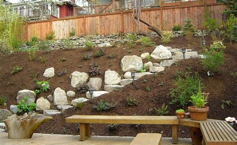 Landscape Ideas For Hillside Backyard Best 25 Steep Hillside Landscaping Ideas On Steep Hill Landscaping Hillside