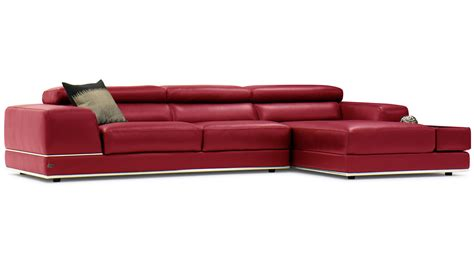 red faux leather sofa red leather sofa bed manhattan bluetooth speakers modern