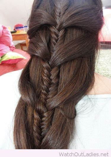who invented the fishtail braid what is its history articles wonderful mermaid braid made with large sections and a