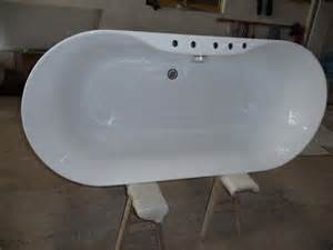 61 inch acrylic freestanding soaking tub 65 inch