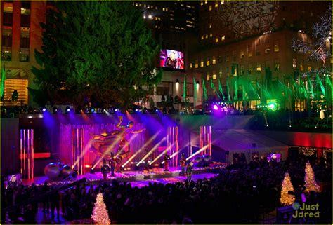 Rockefeller Center Christmas Tree Lighting Ceremony On Rockefeller Center Tree Lighting 2015