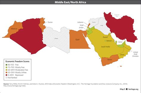 middle east economic map middle east detailed map