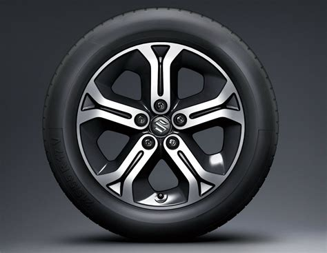 suzuki vitara web black edition 17 inch alloy wheels