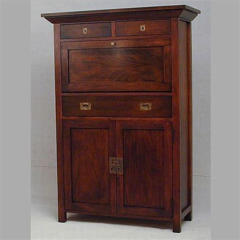 custom mahogany liquor wine cabinet by chatham place ltd