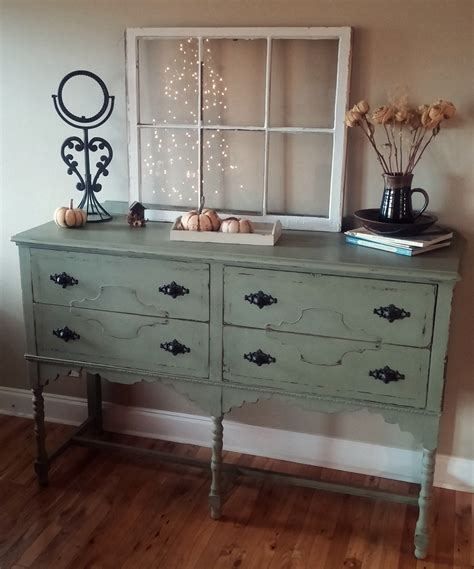 chalk paint furniture finishing to improve your room appearance