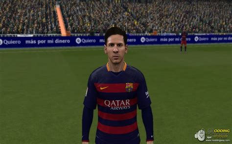 fifa 14 messi tattoo patch lionel messi fi xvi face for fi xiv fifa 14 at moddingway
