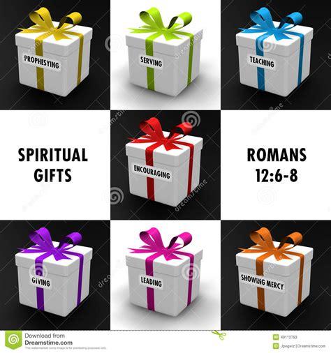imagenes de regalos espirituales regalos espirituales stock de ilustraci 243 n imagen 49112793