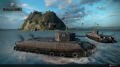 wot ii the hms tog ii shoves world of consoles angry
