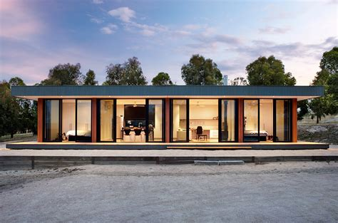 prefab homes and modular homes in australia modscape