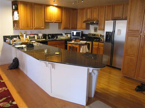 ideas for kitchen countertops kitchen counter ideas afreakatheart