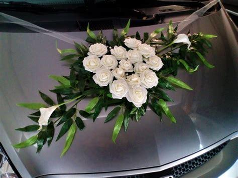 Hochzeitsschmuck Tischdeko by Xl Autodeko Strau 223 Auto Braut Paar Deko Hochzeit