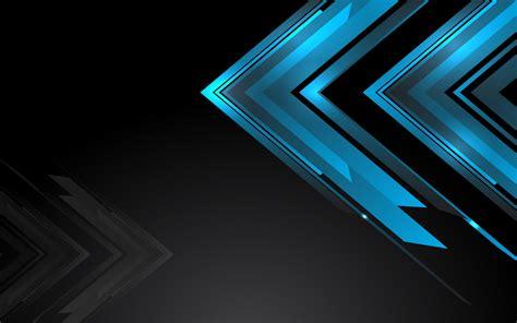 Back To Blue black and blue tech wallpaper wallpapersafari