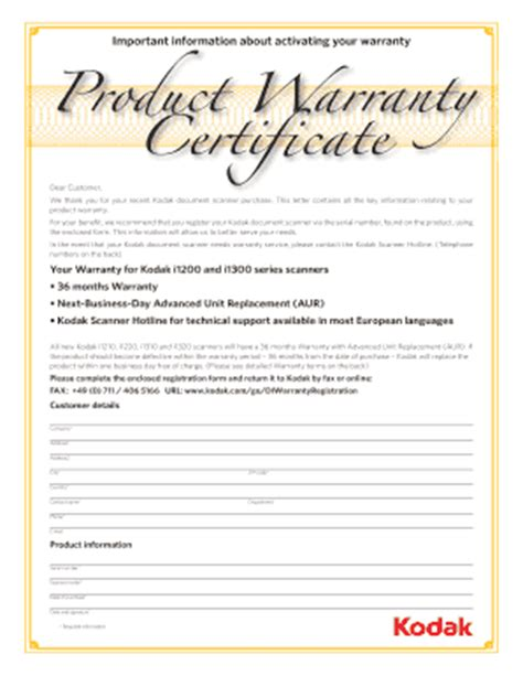 Certificate Of Warranty Letter Thank You Certificate Forms And Templates Fillable Printable Sles For Pdf Word Pdffiller