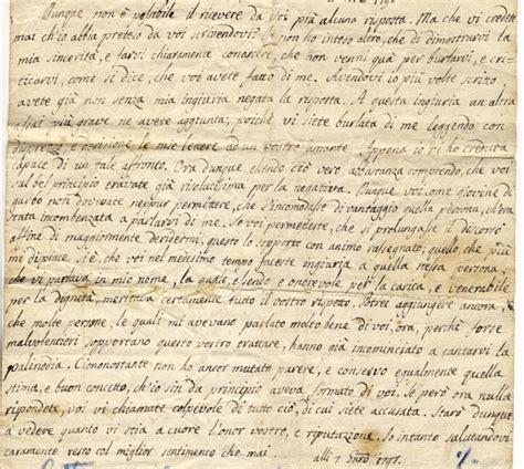 lettere d ad un amante leggete mai vecchie lettere d pagina 4