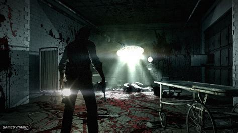 Ps4 Evil Within 1 the evil within xbox one preview gamedynamo