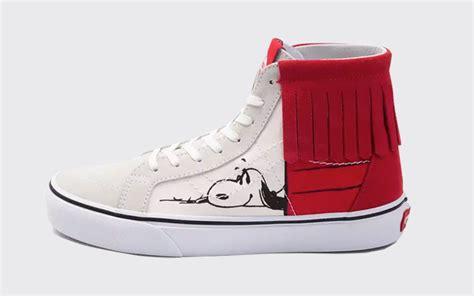 Sepatu Vans X Peanuts vans x peanuts shoes and apparel collection 2017 soleracks