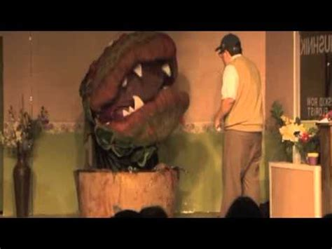 feed me / git it from little shop of horrors (ccp) youtube
