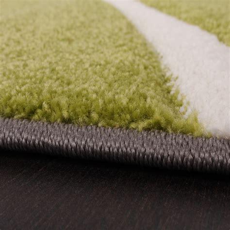 guide tappeti set tappeti guide moderno a quadri 3 pezzi verde