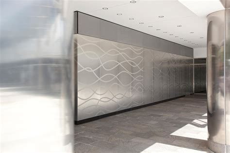 stainless steel wall panels ness center forms surfaces