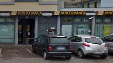 bancomat veneto assalto al bancomat della filiale veneto in via