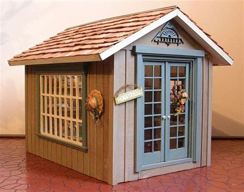 doll house shed 17 best images about miniature garden shed on pinterest gardens dollhouse