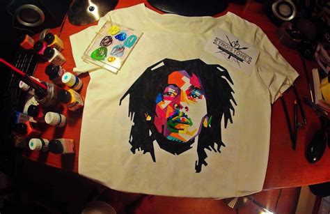 Handmade T Shirts Ideas - illustrated handmade t shirt ideas