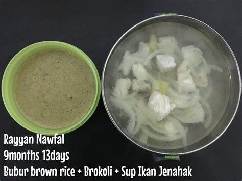 Rice Cooker Bubur Bayi untuk ibu yang dah kering idea 4 resipi bubur nasi ini