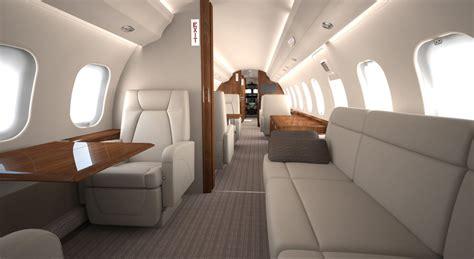 Global 6000 Interior by Netjets Europe Představuje Letoun Bombardier Global 6000