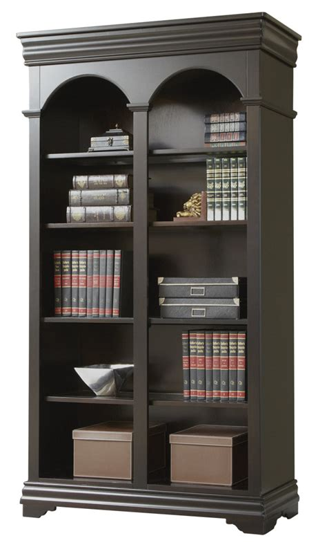 Lighted Bookcases mahogany and more bookcases beaumont lighted open