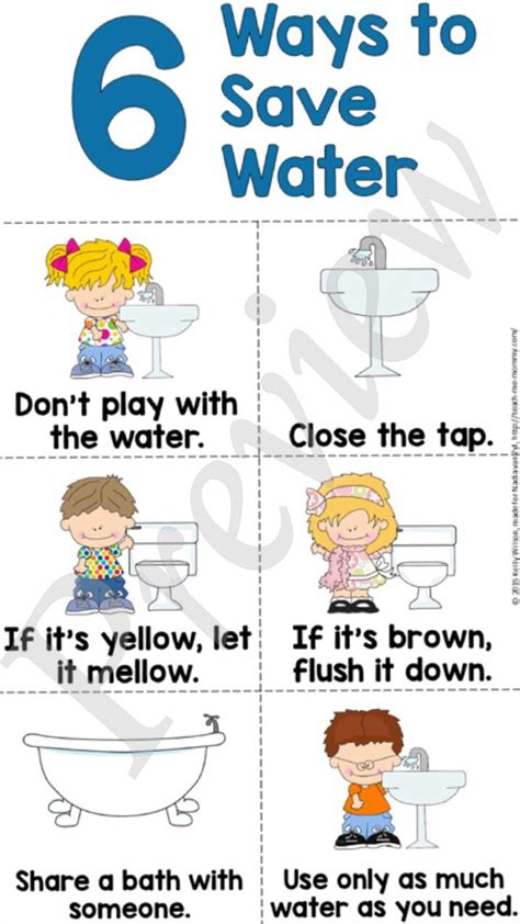 Home Design Game Rules by Teaching Kids To Save Water Teach Me Mommy