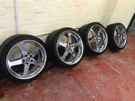 Lamborghini Wheels For Sale Lamborghini Gallardo Alloys Wheels Complete With Tyres X 4