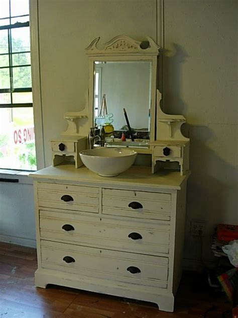 dressers made into sinks antique dresser made into a bathroom sink furnature