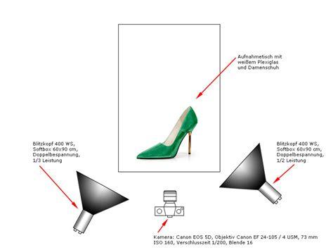 beleuchtung produktfotografie produktfotografie schuhe photozauber de