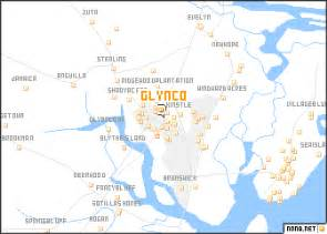 glynco united states usa map nona net