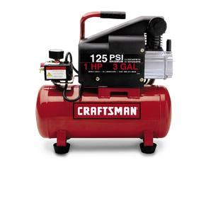 craftsman 3 gallon air compressor craftsman 3 gallon horizontal air compressor with hose and accessory kit