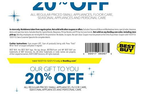 online coupons best buy