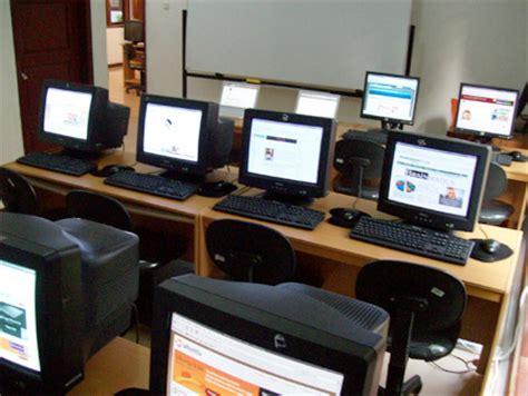 Meja Lab Komputer Pembangunan Lab Komputer Sehat Update Siap Pintarkan