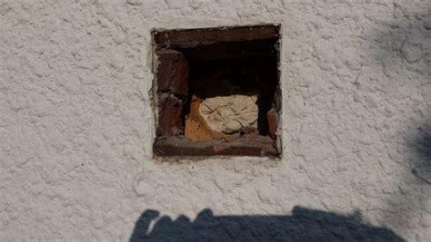 Gaten Vullen Muur Structuur by Opvullen Gat In Muur