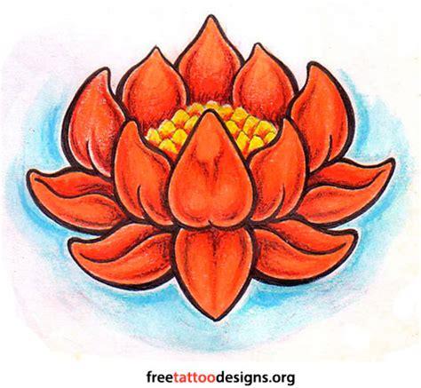 Lotus Tattoo Designs Free | the gallery for gt hindu lotus flower tattoo designs