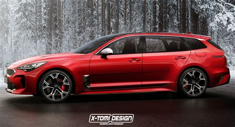 New Flow Syria Kia all new kia stinger looks great as a sportswagon carscoops