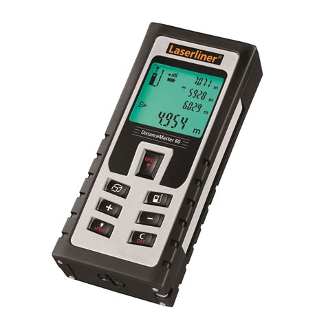 meter to laser distance meter distance master 60 pce instruments